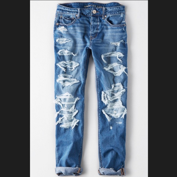 American Eagle Outfitters Denim - AE TOMGIRL Jeans